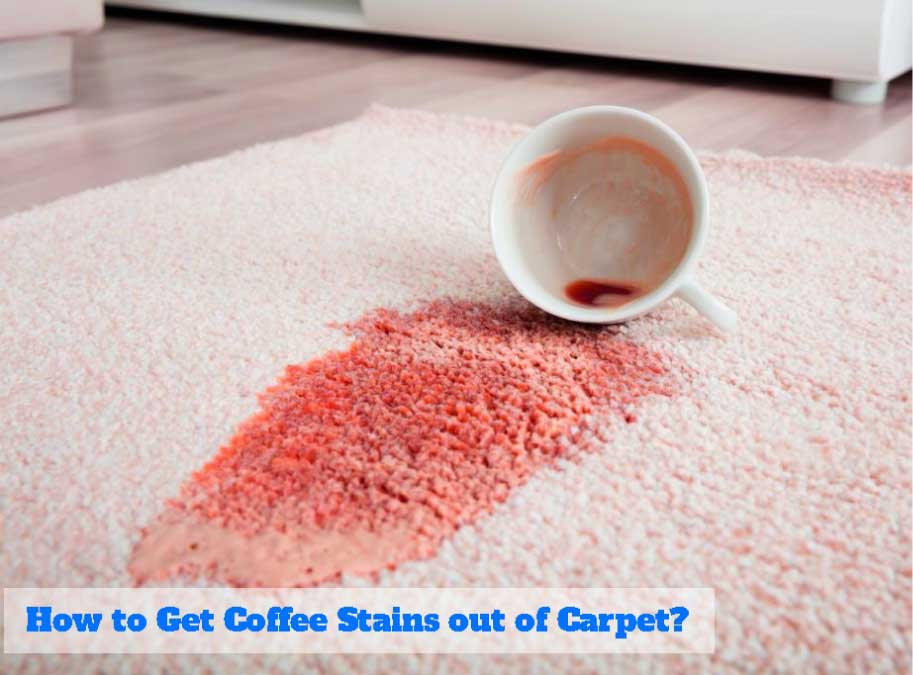 How to Get Coffee Stains out of Carpet?