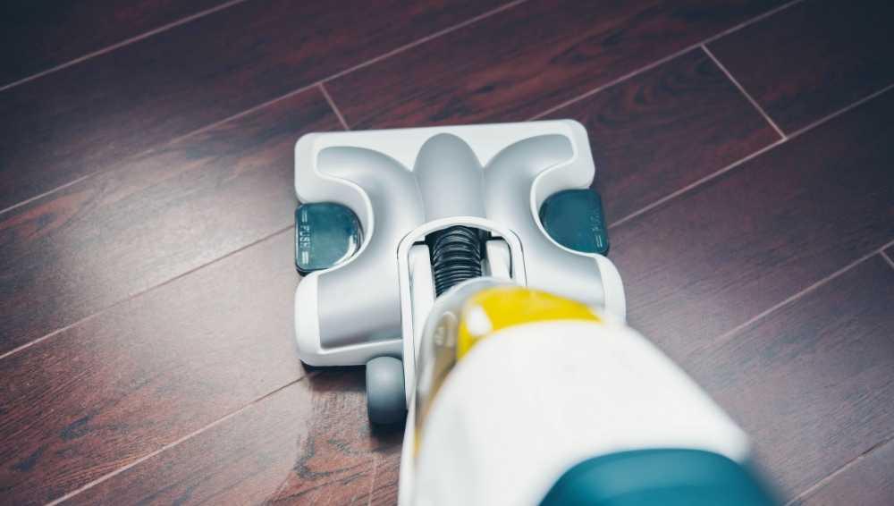 Mop Laminate Floors with a Shark Steam Mop