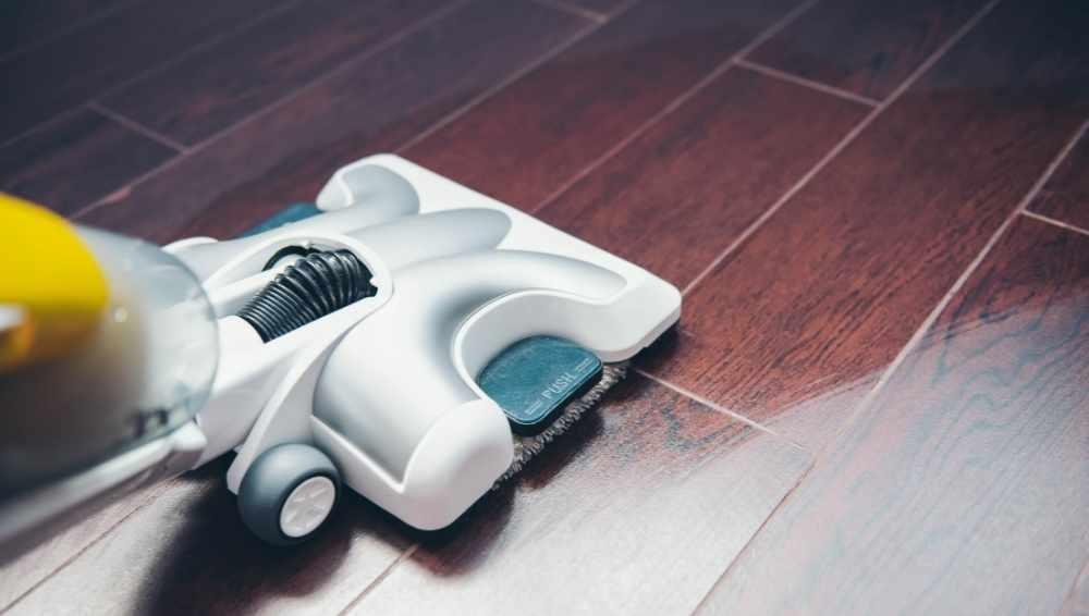 Use of Shark Steam Mop on Hardwood Flooring
