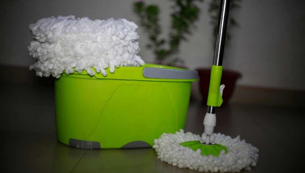 Importance of Washing Your Spin Mop Head
