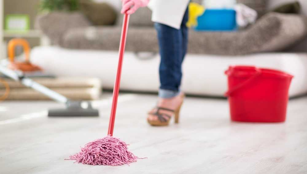 What You'll Require to Mop a Floor