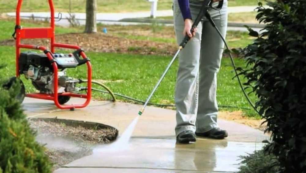 BEST HOT WATER PRESSURE WASHER