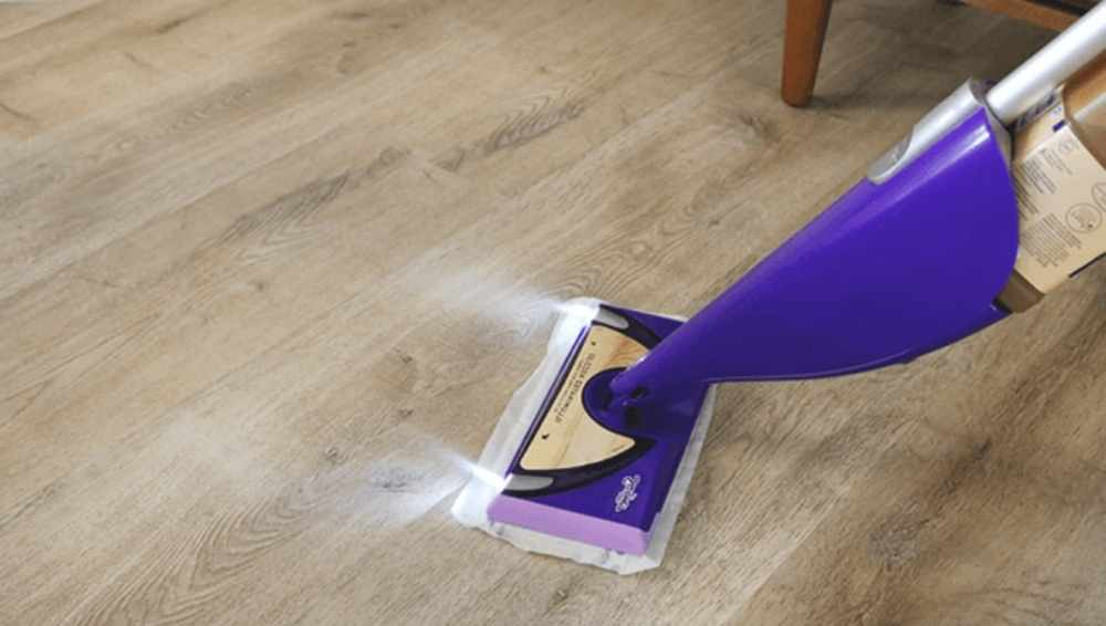 Can you use a Swiffer on Vinyl Plank Flooring