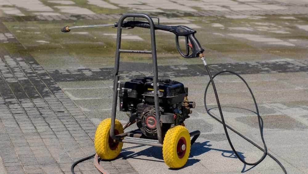 Benefits of GPM Hot and Cold Pressure Washer