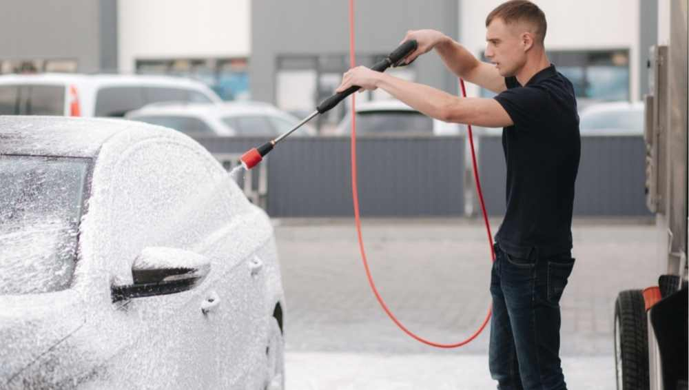 How to Fix Pressure Washer Soap Injector
