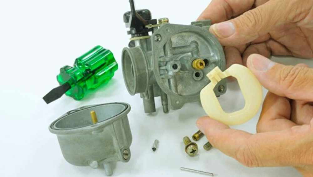 Signs that a Carburetor Needs Cleaning