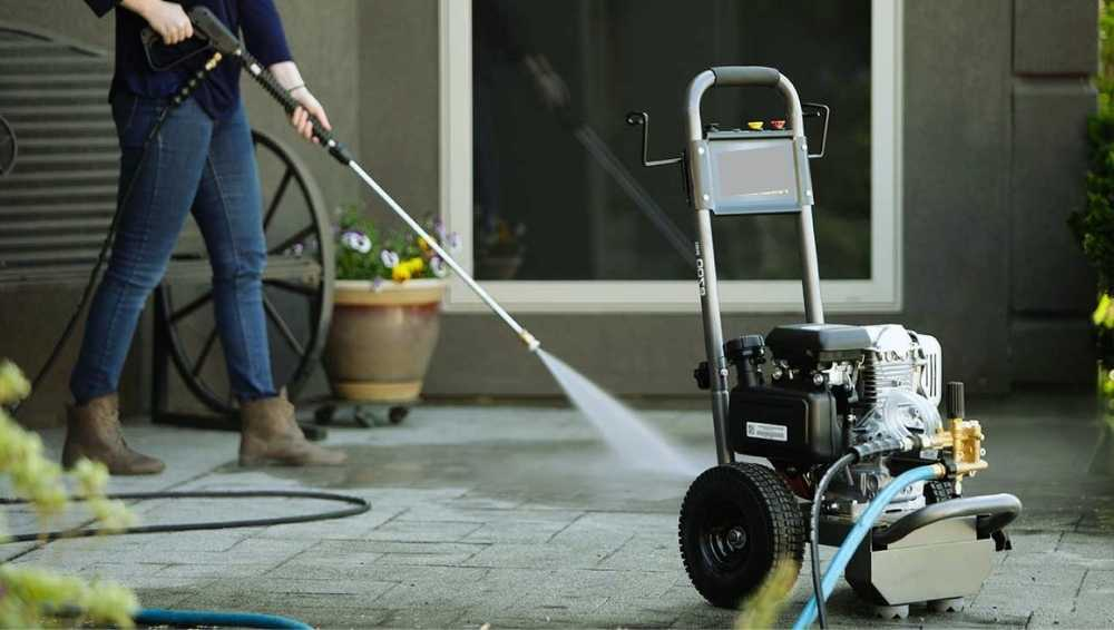 What Are Pressure Washers